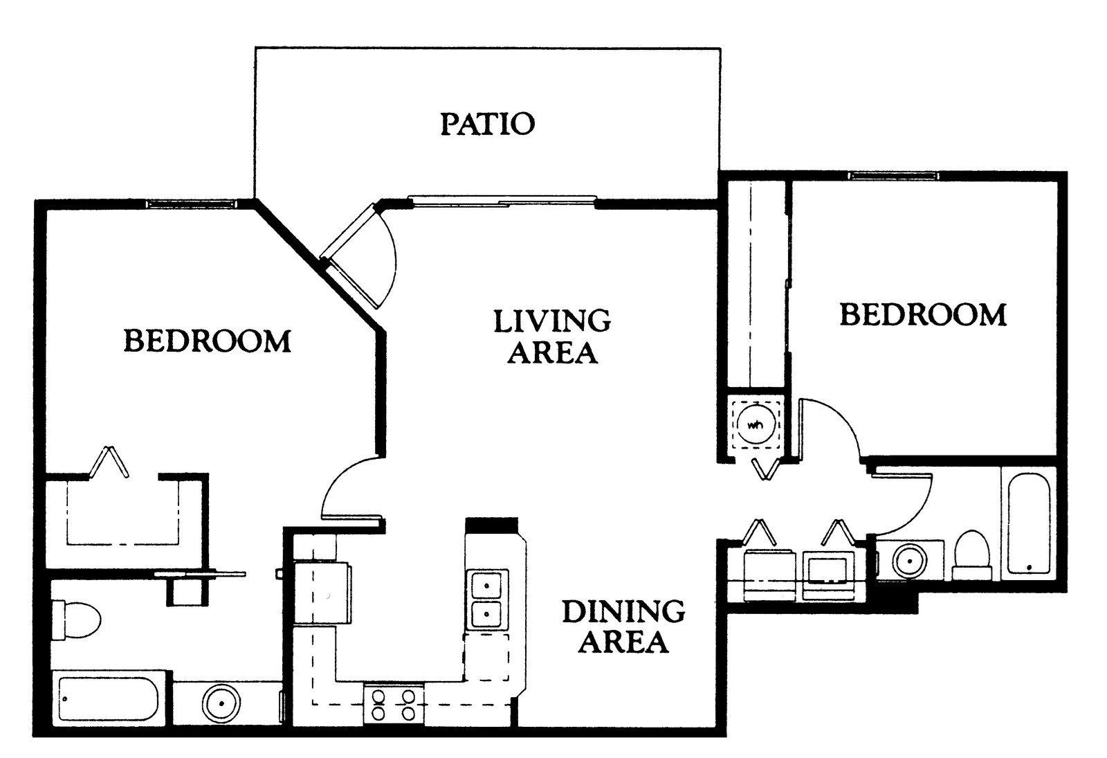 Camelia Floor Plan 6