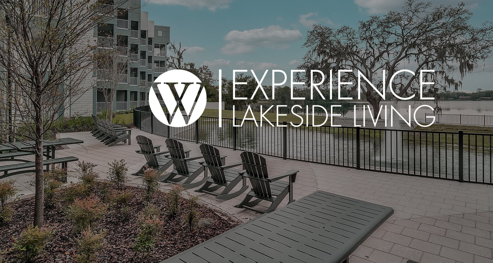Experience lakeside living
