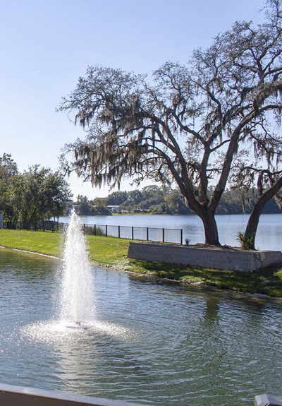 WaterVue at Longwood Apartments for rent in Longwood, FL. Make this community your new home or visit other Concord Rents communities at ConcordRents.com. Fountain
