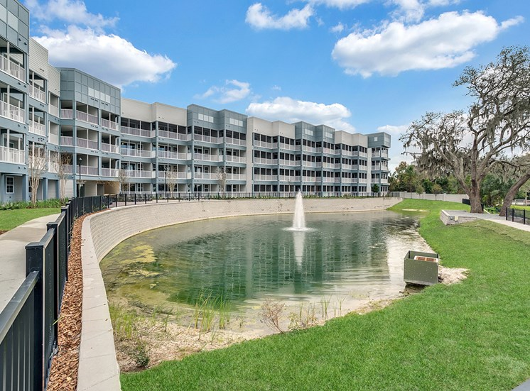 WaterVue at Longwood Apartments for rent in Longwood, FL. Make this community your new home or visit other Concord Rents communities at ConcordRents.com. Building exterior