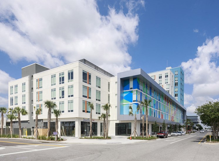 street view of Lake Nona Pixon Apartments