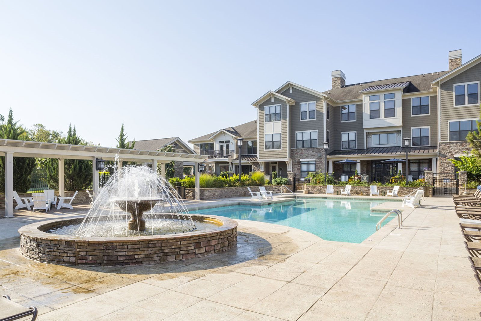 The Apartments At Blakeney Apartments In Charlotte Nc