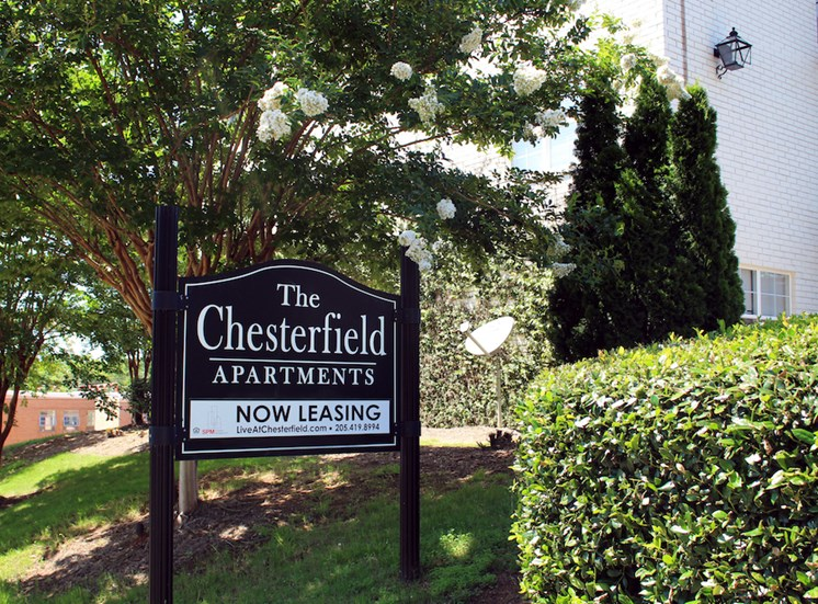 The Chesterfield Apartments in Birmingham, AL apartments for rent