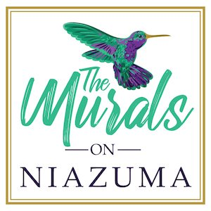The Murals on Niazuma apartments in Birmingham, AL website logo