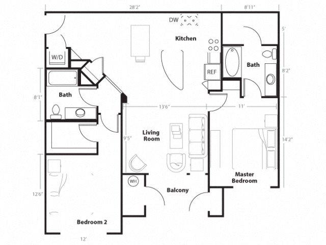 Avalon Floor Plan 6