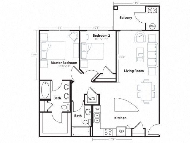 Sorrento Floor Plan 5