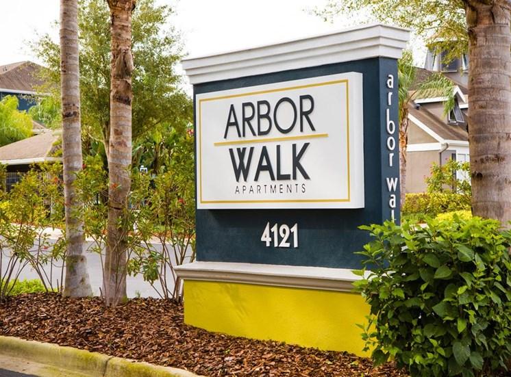 Arbor Walk Apartments in Tampa, Florida