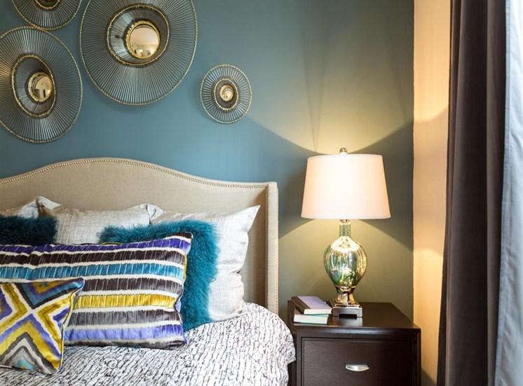 Bedroom at Arbor Walk Apartments in Tampa, FL