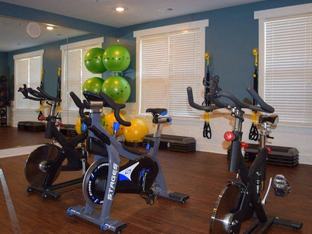 Virtual trainer at Southpoint Village Apartments in Durham, NC