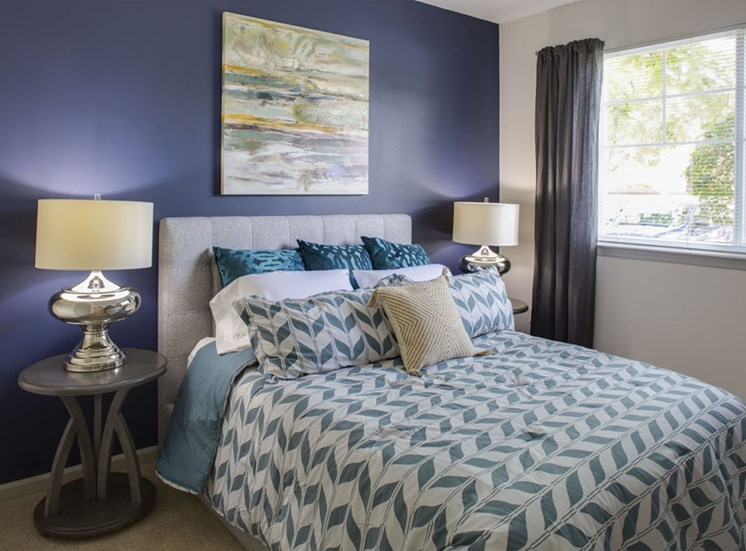 Bedroom at Vista Lago Apartments