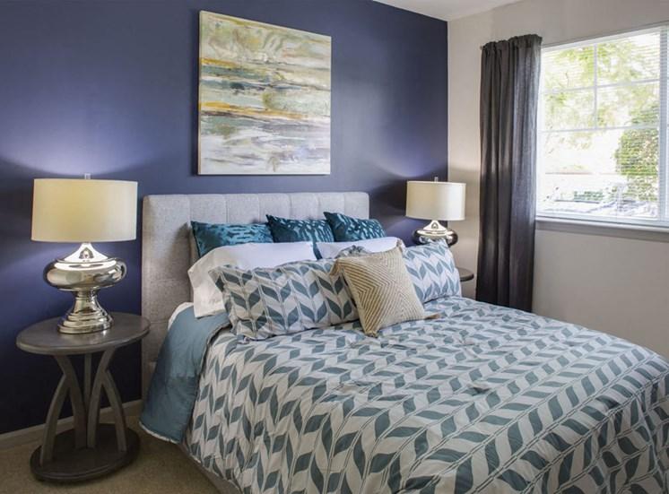 Bedroom at Vista Lago Apartments