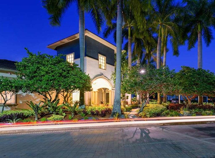 Leasing Office at Waterstone at Wellington Apartments in Wellington, Florida