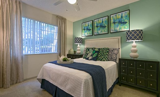 Spacious floorplans with large walk-in closets at Waterstone at Wellington Apartments in Wellington, Florida