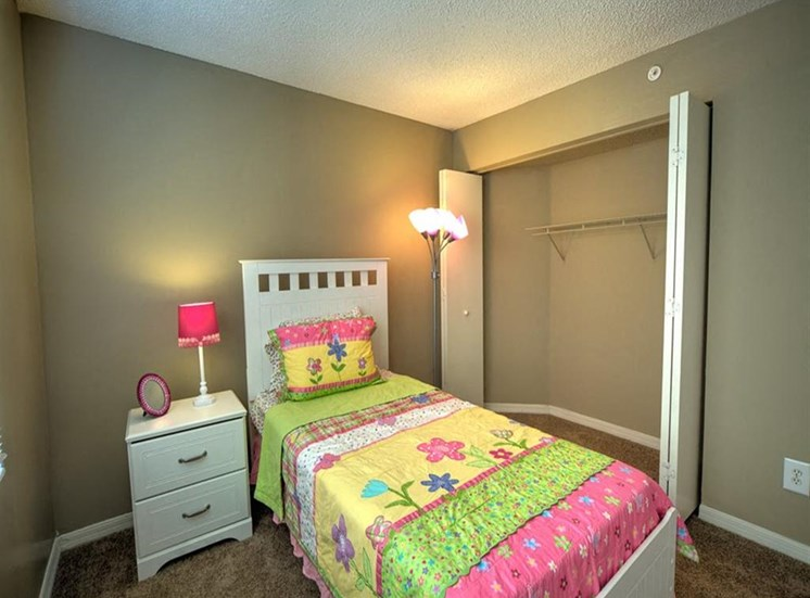 Third Bedroom at Courtney Manor