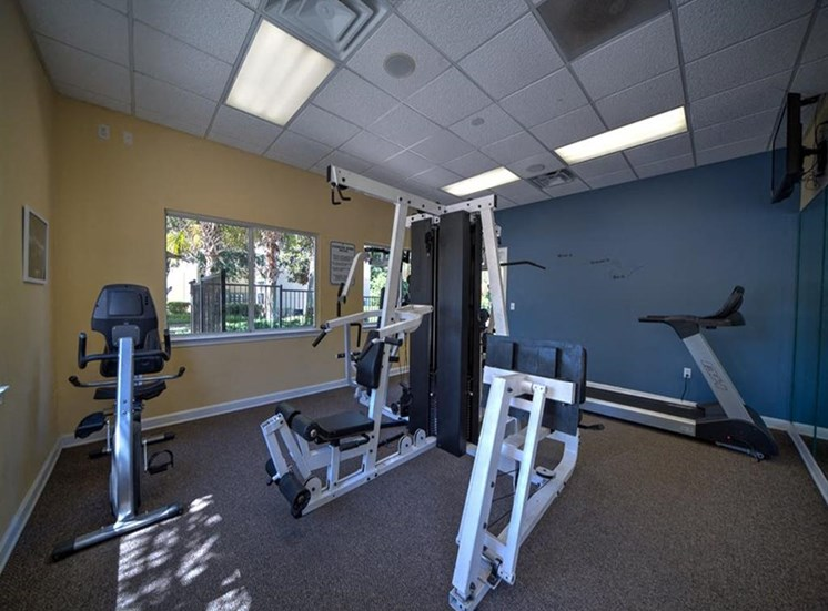 Fitness Center at Courtney Manor