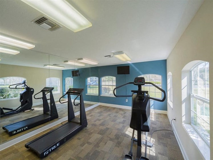 Fitness Center at Madelyn Oaks