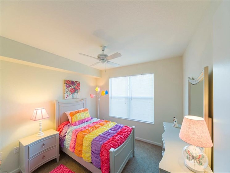 Spacious Bedroom at Madelyn Oaks