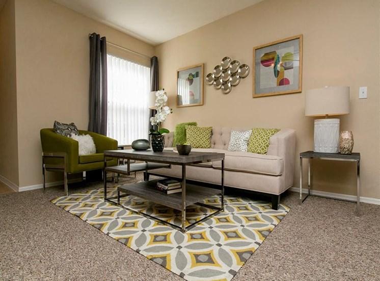 Living Room at Hatteras Sound