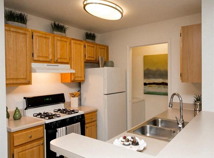 Kitchen at Hatteras Sound