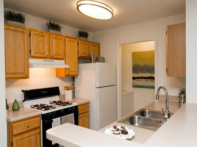 Kitchen at Hatteras Sound