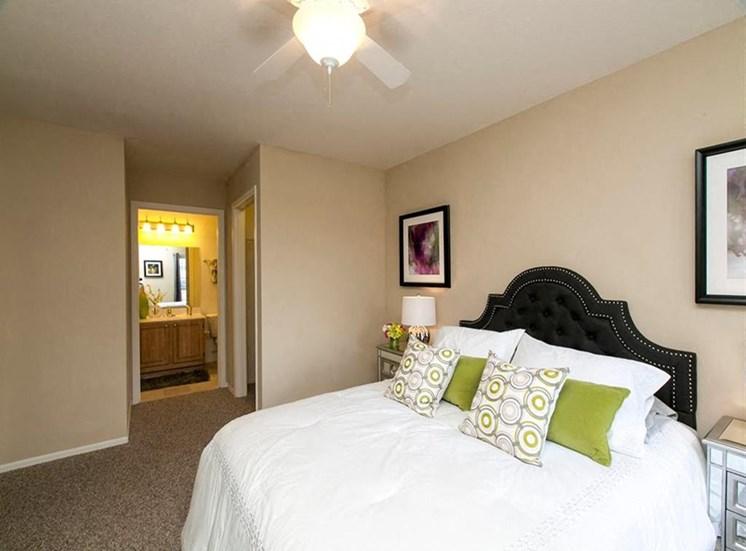 Bedroom at Hatteras Sound