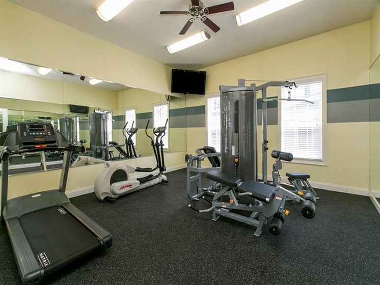 Fitness Center at Hatteras Sound