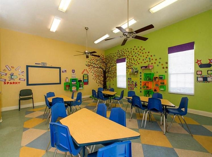 After School Children's Program at Hatteras Sound
