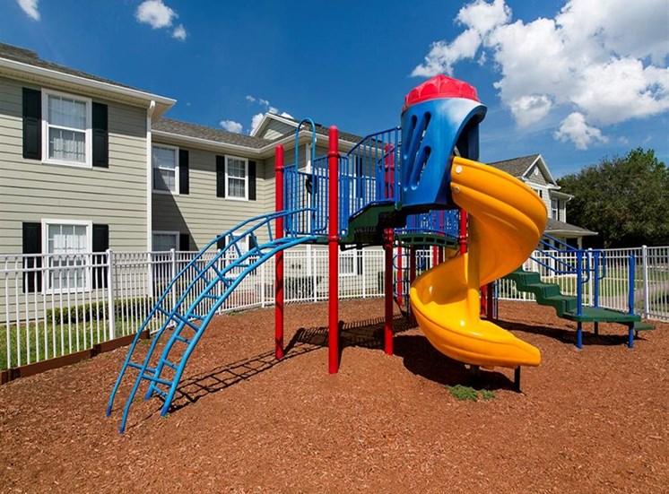 Playground at Hatteras Sound