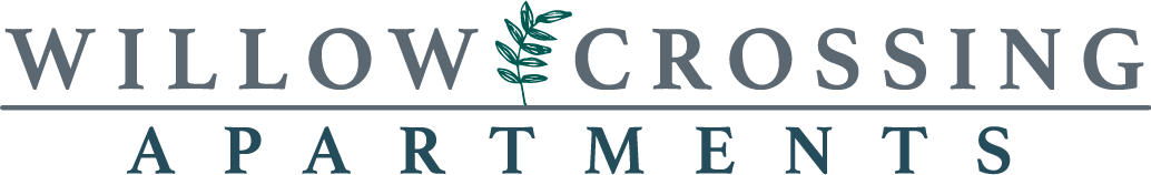 Willow Crossing Apartments Logo