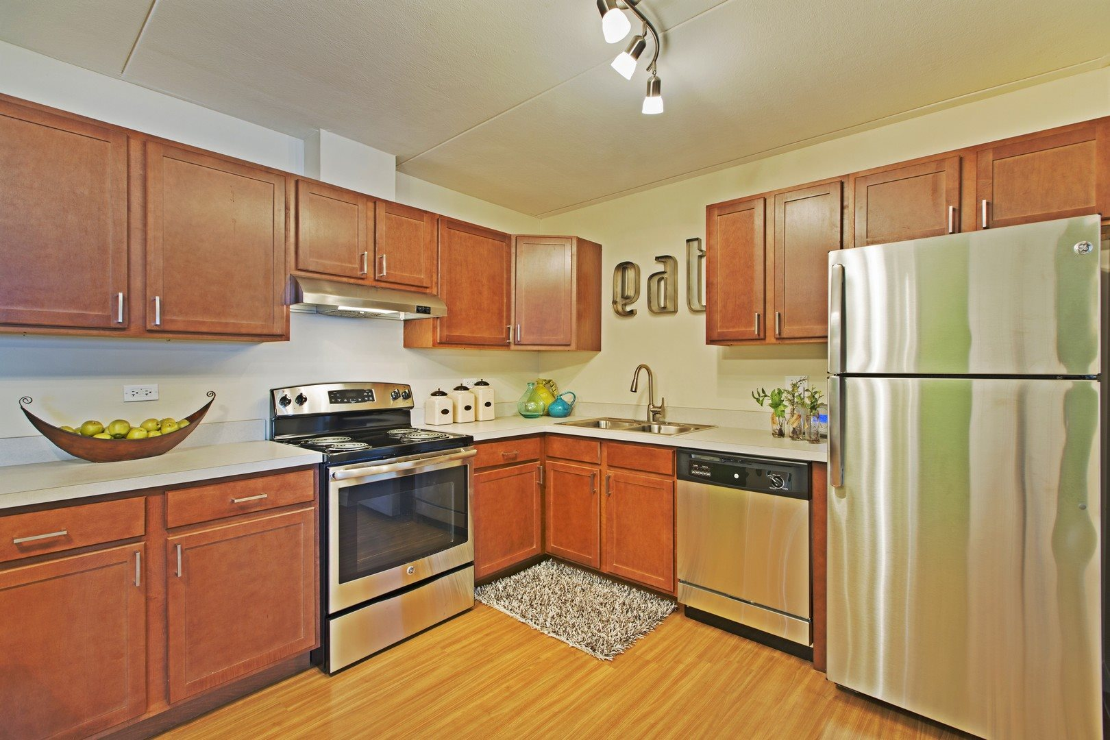 Stainless Steel Appliances at Willow Crossing, Elk Grove Village, IL