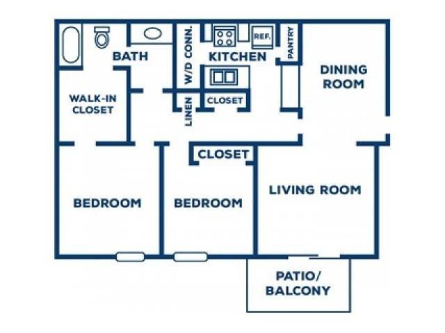The Ash Floor Plan 7