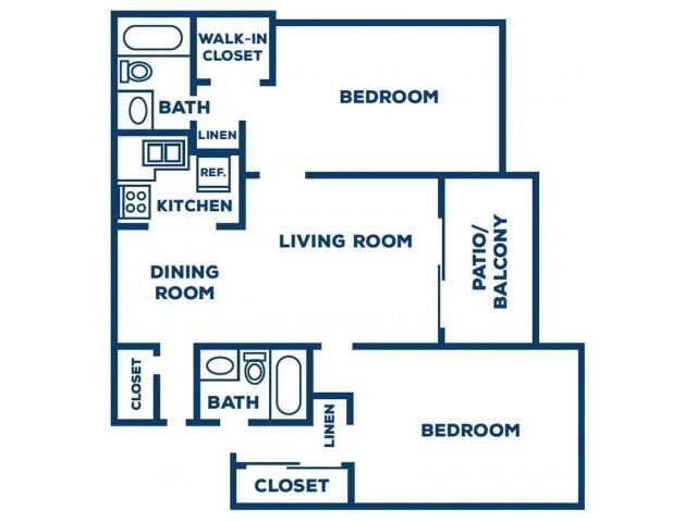 The Birch Floor Plan 9