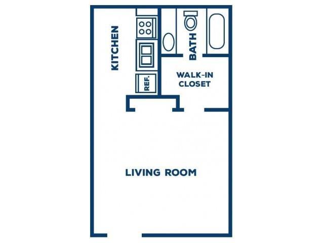 The Evergreen Floor Plan 2