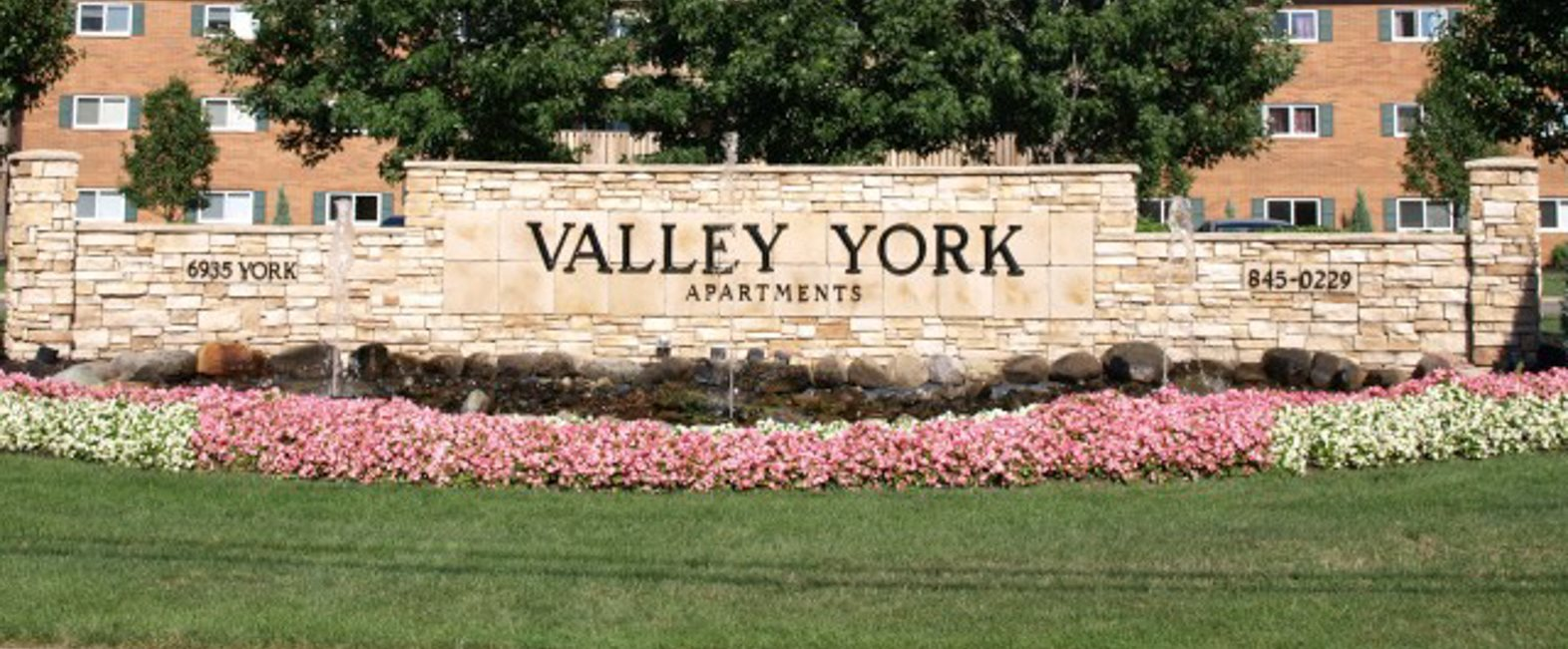 Valley York Sign