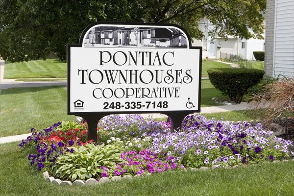 Pontiac Townhouses Cooperative