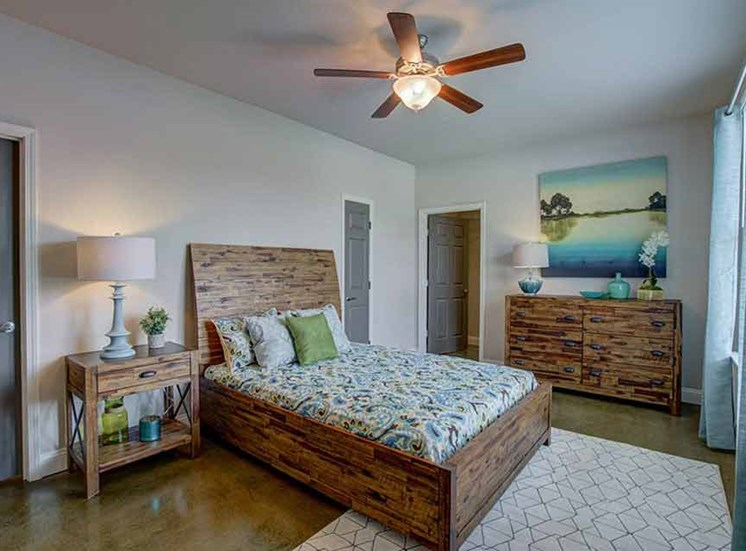 Extra-Comfy Bedroom Furnishings at Beckstone Apartments, Summerville, SC, 29486