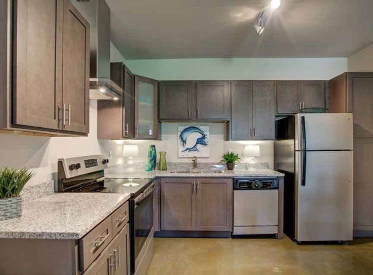 Kitchen Appliances at Beckstone Apartments, Summerville, 29486