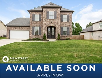 6334 Garrison Lane 4 Beds House for Rent Photo Gallery 1