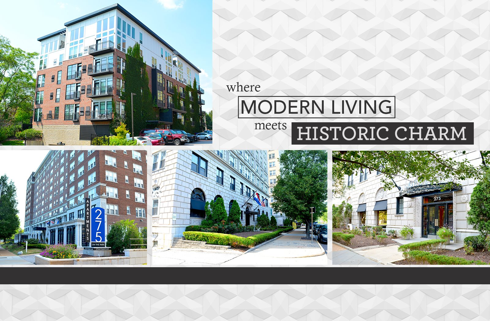 275 on the Park & The Annex at 275 on the Park | Apartments in St