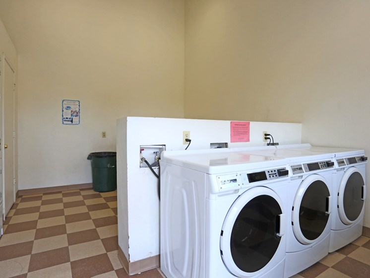 Community Laundry Facility at Comanche Wells in Albuquerque, NM