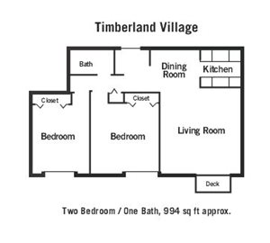 Two Bedroom C
