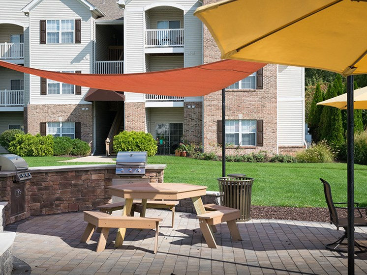 Outdoor Patio and Grilling