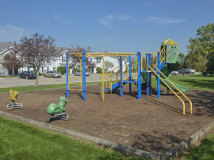 Green Meadows Apartments Playground