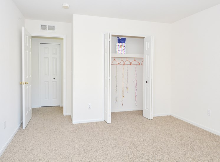 Large Bedroom Closet