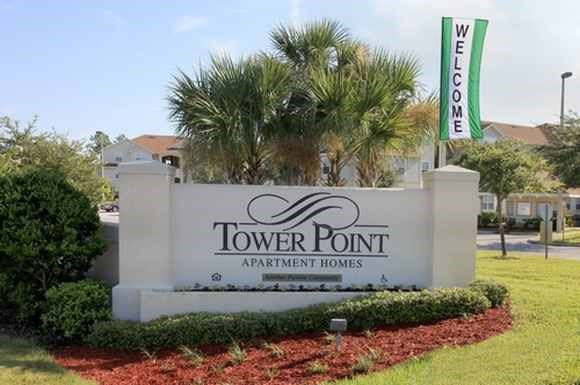 Tower Point Apartments In Lake Wales Florida