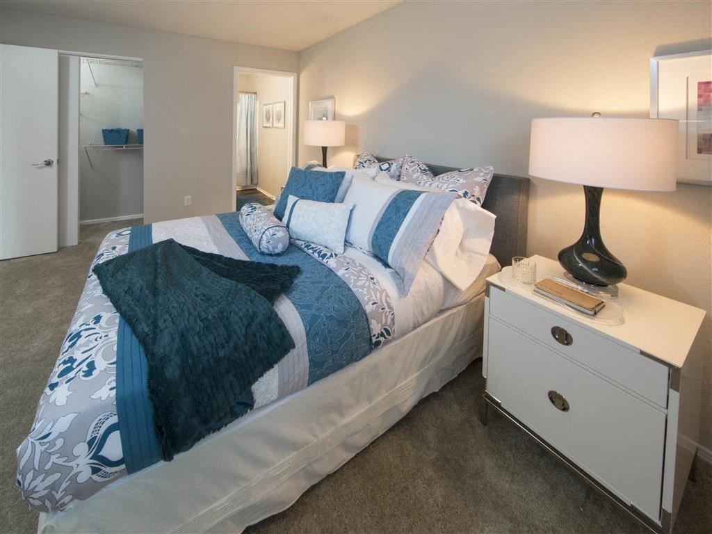 One Bedroom Apartments in Nottingham, MD - Southfield Apartments Bedroom