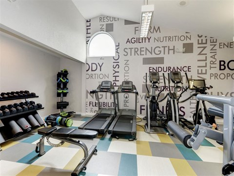 Apartments For Rent in Nottingham, MD - Southfield Apartments Fitness Center