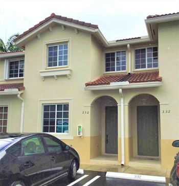 21109 Nw 14 Place # 232 3 Beds House for Rent Photo Gallery 1
