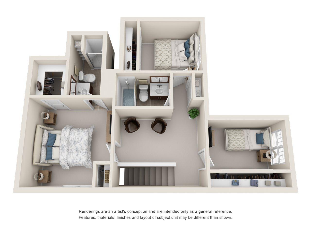 3.25b Floor Plan 6