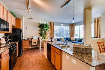 5151 South Rio Grande Street 1-3 Beds Apartment for Rent Photo Gallery 1